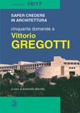 Cinquanta domande a Vittorio Gregotti