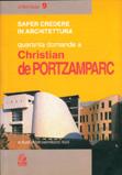 Quaranta domande a Christian de Portzamparc